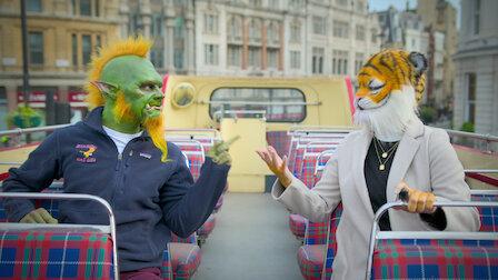 Guarda Devon la tigre. Episodio 3della Stagione2.