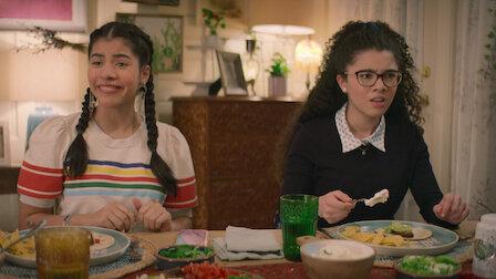Guarda Dawn e la sorellastra cattiva. Episodio 6della Stagione2.